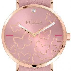 Watch de la femme Furla Giada papillon R4251113512 Quartz