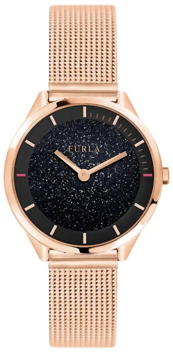 Watch de la femme Furla velours R4253123503 Quartz