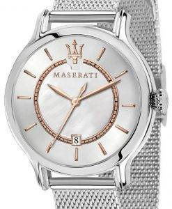 Maserati Epoca R8853118509 Quartz analogique Women Watch
