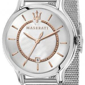 Maserati Epoca R8853118509 Quartz analogique Women Watch