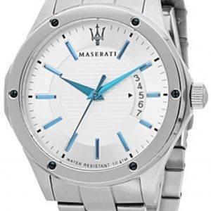 Circuito de Maserati R8853127001 Quartz analogique montre homme