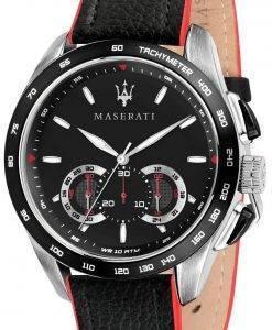Maserati Traguardo R8871612028 chronographe tachymètre montre homme