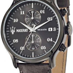 Maserati Epoca R8871618002 chronographe analogique montre homme