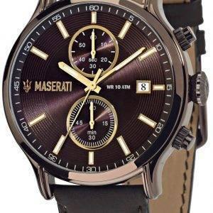 Maserati Epoca R8871618006 chronographe montre homme