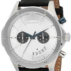 Circuito de Maserati R8871627005 chronographe analogique montre homme