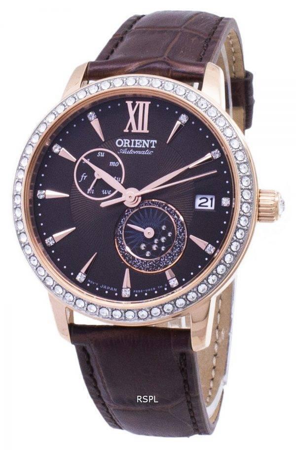 Orienter le montre féminin analogique classique automatique RA-AK0005Y10B