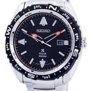 Seiko Prospex terre solaire alimenté 100M SNE421 SNE421P1 SNE421P montre homme