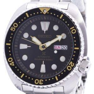 Montre 200M SRP775J1 SRP775J masculin Seiko Prospex tortue automatique Diver