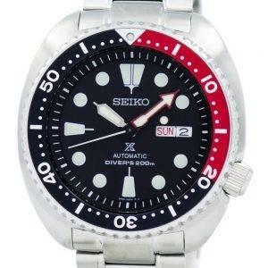 Montre 200M SRP789 SRP789K1 SRP789K masculine Seiko Prospex tortue automatique Diver