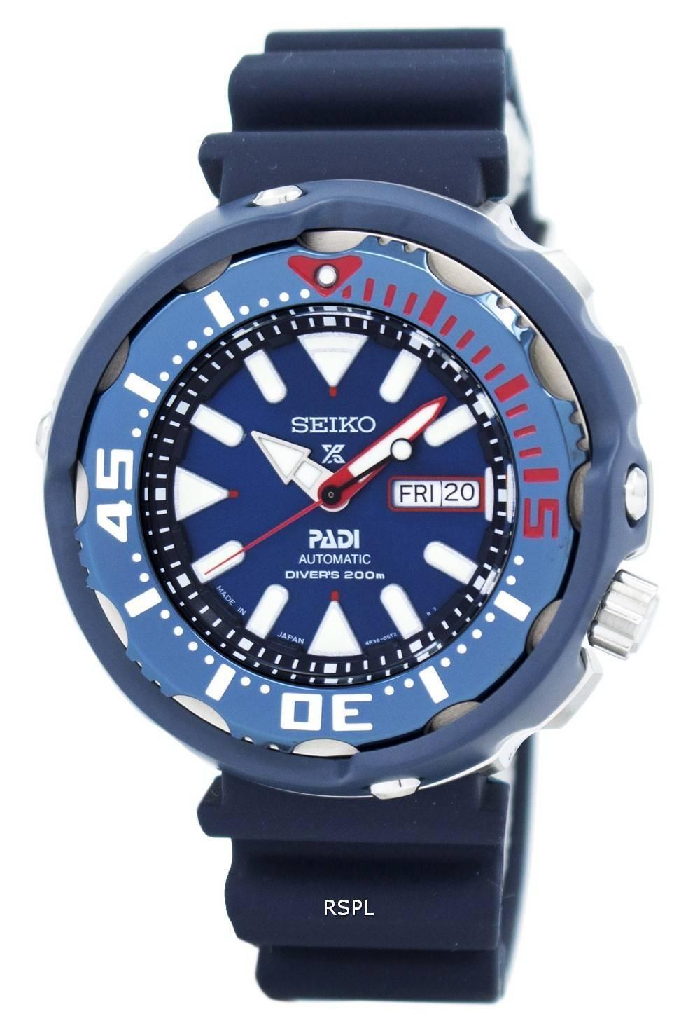 0d1061246e 200M Japon Seiko Prospex PADI automatique Diver a SRPA83 SRPA83J1 SRPA83J montre  homme