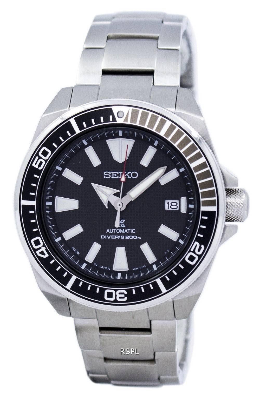 520f2427b6 Seiko Prospex plongeurs automatique 200M Japon fait SRPB51 SRPB51J1 SRPB51J montre  homme