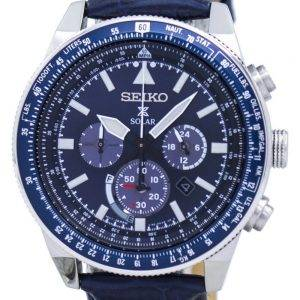 Seiko Prospex chronographe solaire SSC609 SSC609P1 SSC609P montre homme
