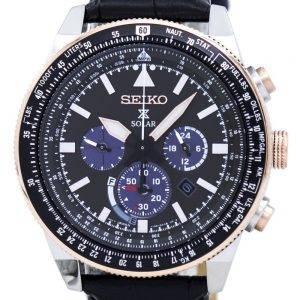 Seiko Prospex chronographe solaire SSC611 SSC611P1 SSC611P montre homme