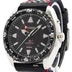 Seiko Prospex Kinetic GMT 100M SUN049P2 montre homme