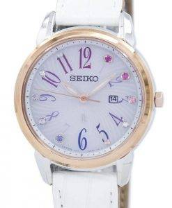 Seiko Lukia Solar Limited Edition SUT304 SUT304J1 SUT304J Women Watch