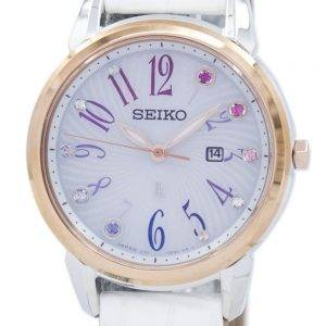 Seiko Lukia Solar Limited Edition SUT304 SUT304J1 SUT304J Women Watch