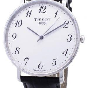 Montre Tissot T-Classic à chaque fois grand T109.610.16.032.00 T1096101603200 Quartz homme