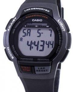Montre Casio jeunesse WS-1000H-1AV WS1000H-1AV illuminateur numérique masculine