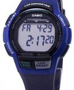 Jeunesse de Casio WS-1000H-2AV WS1000H-2AV illuminateur numérique montre homme