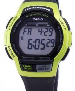 Jeunesse de Casio WS-1000H-3AV WS1000H-3AV illuminateur numérique montre homme