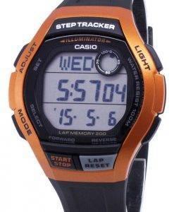 Jeunesse de Casio WS-2000 H-4AV WS2000H-4AV illuminateur numérique montre homme