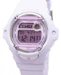 Montre Casio Baby-G BG-169M-4 BG169M-4 mondial temps résistant aux chocs 200M féminin