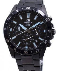 Montre Casio Edifice EFV-570DC-1AV EFV570DC-1AV chronographe Quartz homme
