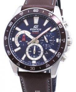 Montre Casio Edifice EFV-570L-2AV EFV570L-2AV chronographe Quartz homme