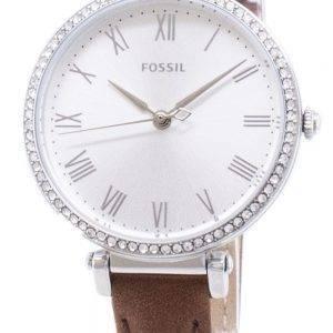 Fossiles Kinsey ES4446 diamant Accents montre féminin Quartz