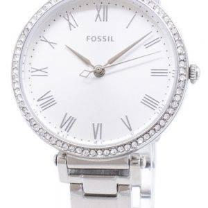 Fossiles Kinsey ES4448 diamant Accents montre féminin Quartz