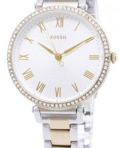 Fossiles Kinsey ES4449 diamant Accents montre féminin Quartz