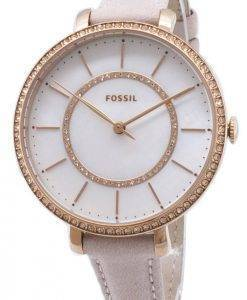 Fossiles Jocelyn ES4455 diamant Accents montre féminin Quartz