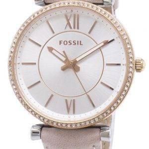 Carlie fossile ES4484 diamant Accents Quartz femme montre