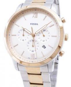 Montre Neutra fossile FS5475 chronographe Quartz homme
