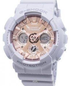 Casio G-Shock GMAS120MF de GMA-S120MF-8 a-8 a Analog Digital 200M montre Femme