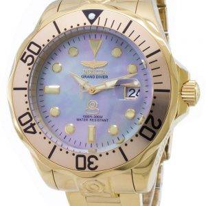 Montre Invicta Grand plongeur 16033 automatique 300M masculin