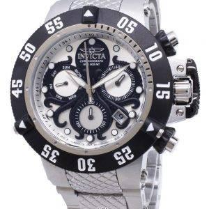 Invicta montre Subaqua 26131 chronographe Quartz 500M homme