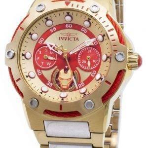 Montre Invicta Marvel 26985 chronographe Quartz féminin