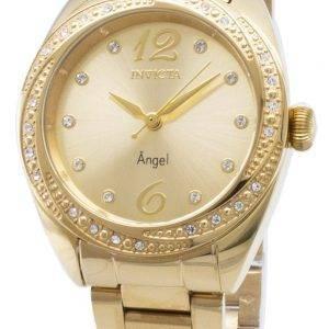 Montre Invicta Angel 27457 diamant Accents analogiques féminin