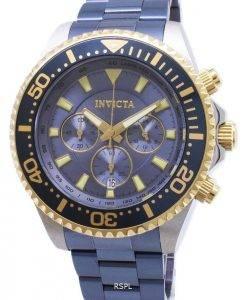 Montre Invicta Pro Diver 27482 chronographe Quartz 200M hommes