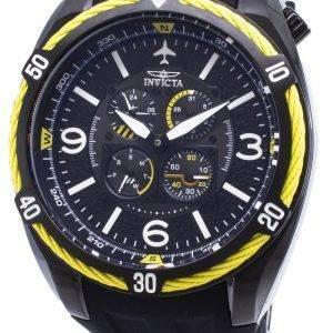Montre Invicta Aviator 28085 chronographe Quartz homme