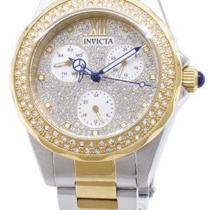 Watch femmes de Quartz analogique Accents Invicta Angel 28433 Diamond