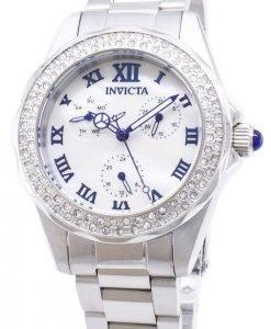 Watch femmes de Quartz analogique Accents Invicta Angel 28436 Diamond
