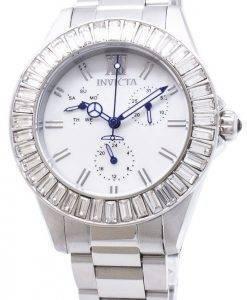 Watch femmes de Quartz analogique Accents Invicta Angel 28450 Diamond