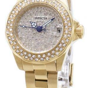 Watch femmes de Quartz analogique Accents Invicta Angel 28456 Diamond