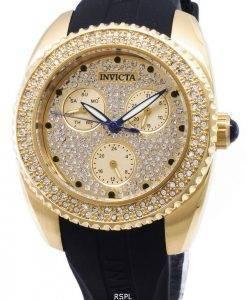 Watch femmes de Quartz analogique Accents Invicta Angel 28485 Diamond