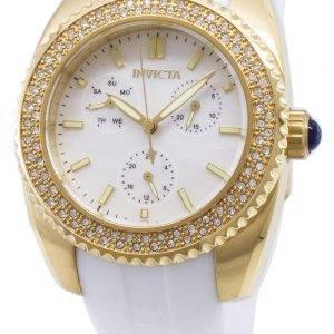 Watch femmes de Quartz analogique Accents Invicta Angel 28488 Diamond