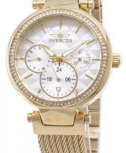 Montre Invicta Wildflower 28917 chronographe Quartz féminin