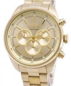 Montre Invicta spécialité 29168 chronographe tachymètre Quartz homme