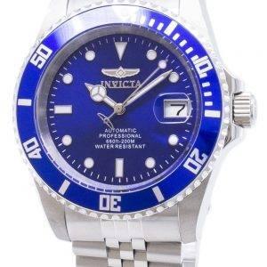 Invicta Pro Diver Professional 29179 automatique analogique montre 200M masculin